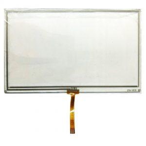 تاچ اسکرین مقاومتی ۷ اینچ فلت وسط